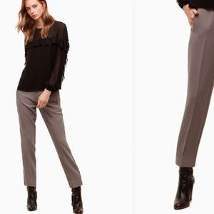 8f2139b6e1d ... Aritzia Wilfred Darontal Pants - Iron Taupe ...